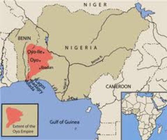 Yoruba Empire Rises
