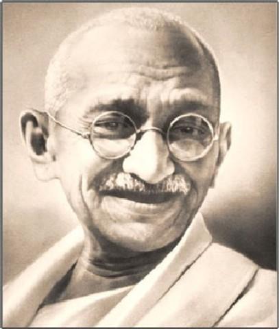 Gandhi was assassinated