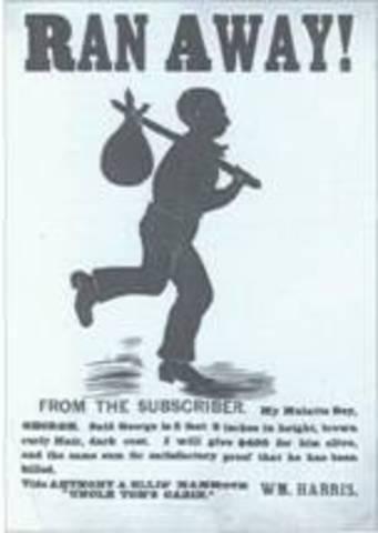 Virginia Fugitive Slave Law