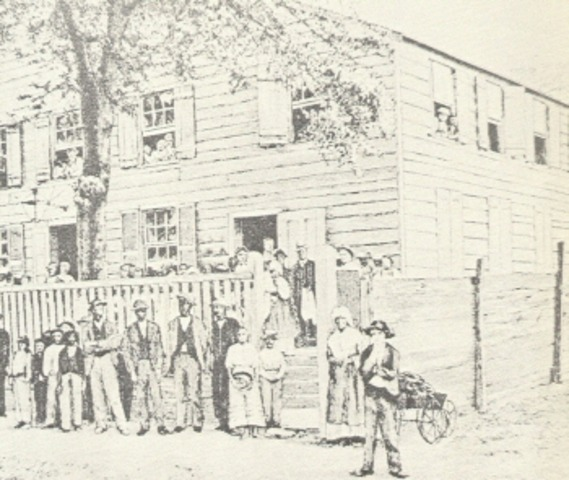 First black Baptist church founded at Silver Bluff, Aiken County, South Carolina