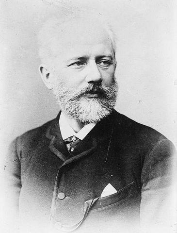 Neix L. Txaikovski 1840 1893