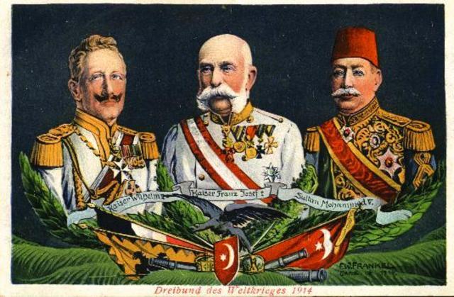 Supranationalism Triple Etente