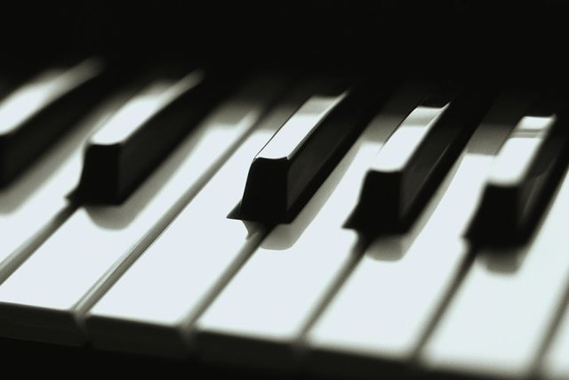 Julie and Piano lessons