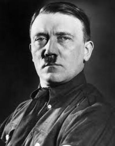 Hitler strikes again!!!