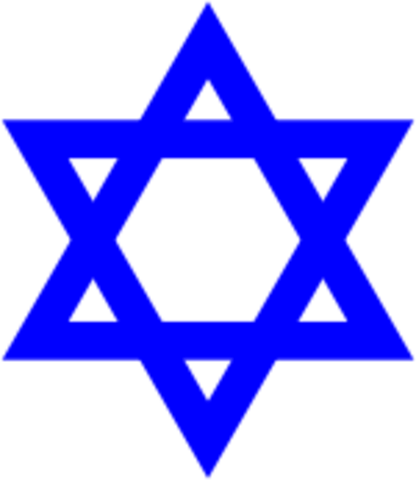 Jewish people are banned