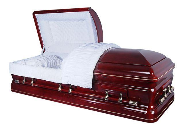 Julie's mother died