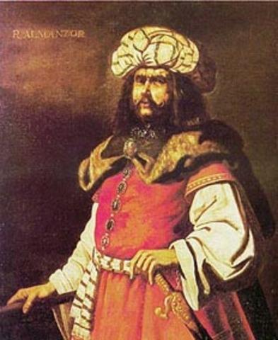 Saqueo de Santiafo de Compostela