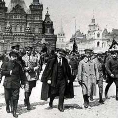 REVOLUCIÓ SOVIÈTICA I L'URSS (1917-1941) timeline