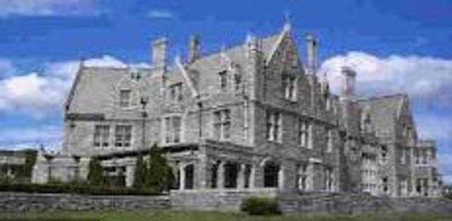Roosevelt enters Groton School in Massachusetts.