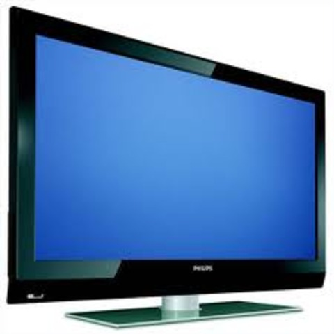 Flat screen televisions