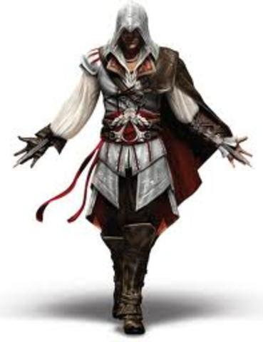 Wrote Assassin's Creed: Renaissance