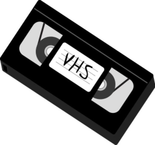 VHS introduced