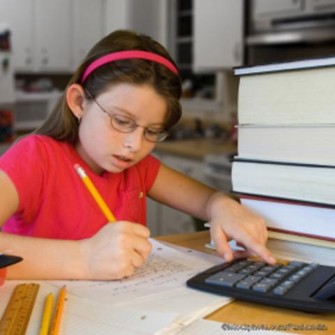 Cuando yo tenía doce años, yo hacía mi tarea.