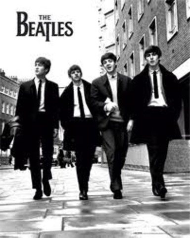 The Beatles . Break Up