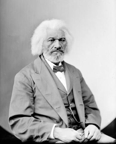 Frederick Douglass 1818-1895