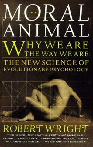 """Robert Wright Publishes """"The Moral Animal"""""""