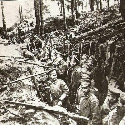 World War 1 History timeline- Brendan Fallon