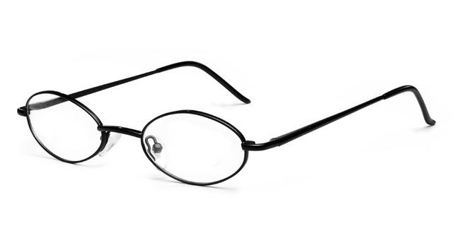 Yo llevaba los anteojos.