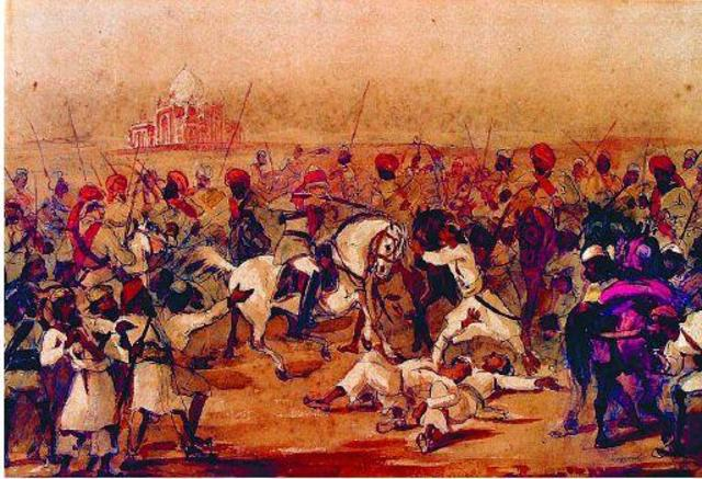 First War of Indian Independence