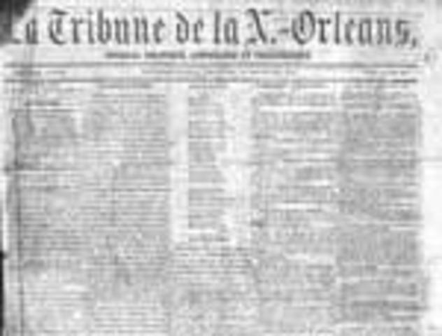 La Tribune de la Nouvelle Orleans