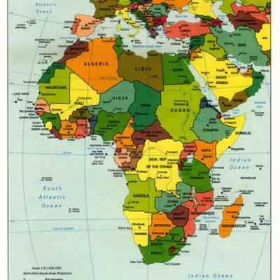Africa Emire Timeline