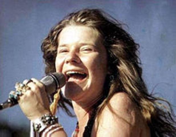 Janis Joplin dies
