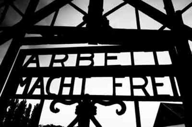 Dachau Camp first opens