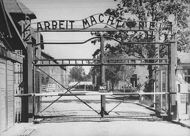 Auschwitz concentration camp opens.