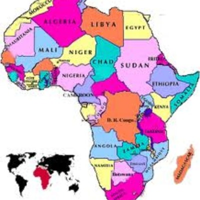 Kingdoms of Africa timeline