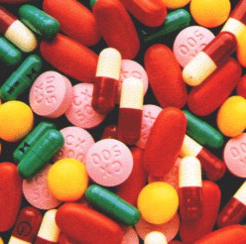 Fermentation Makes Antibiodics