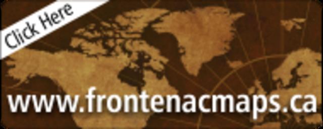 Frontenac Maps Website
