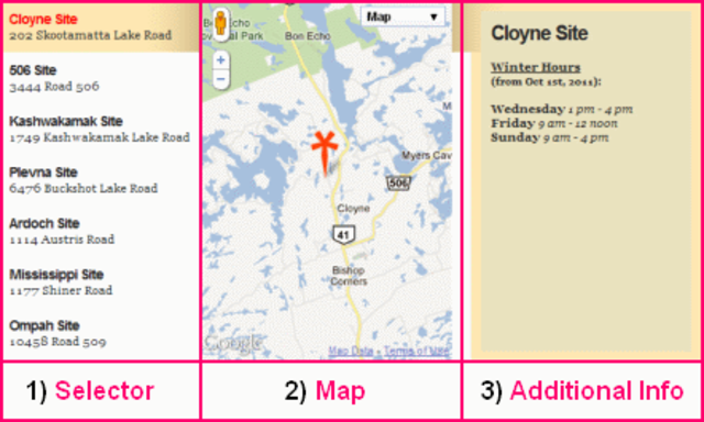NF Website Reference Maps