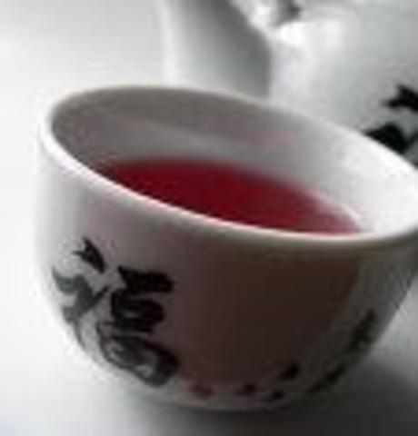 Chinese used fermented tea to treat illness and soybean curd to treat skin infections