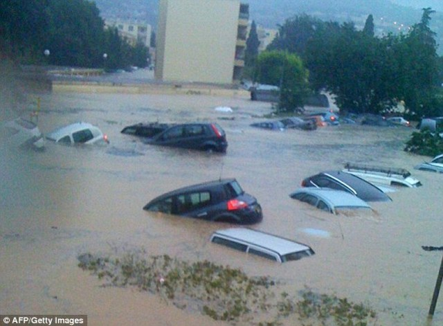 Dozens are killed by floods caused by torrential rains in Europe, including the Malše and Blanice rivers of the Czech Republic, the Black Sea resort village of Shirokaya Balka near Novorossiisk in Russia, and Romania. The downpours have also caused extens