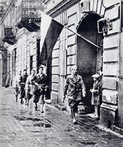 Levantamiento de Varsovia