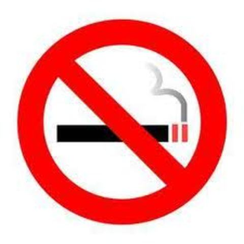 Cigarrete ads banned on TV