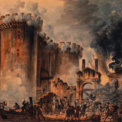 Französische Revolution timeline