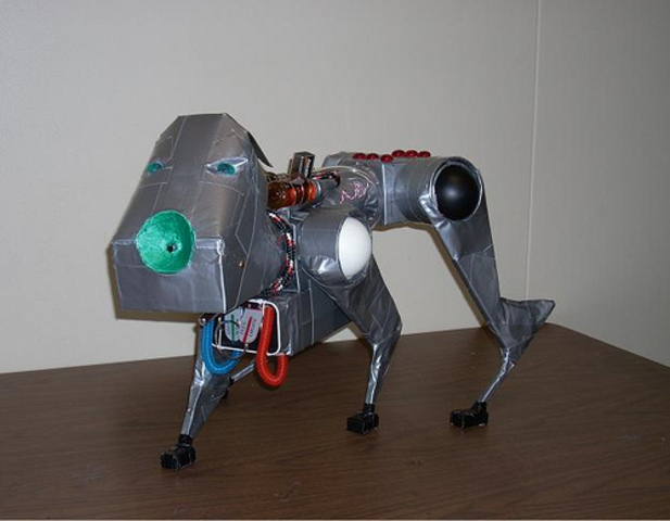 The Mechanical Hound
