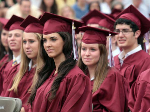 Graduate Osky high