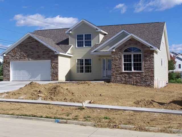 Own a house in Oskaloosa Iowa