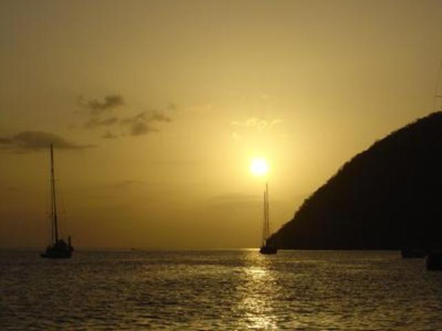 Dominica as part of the Windwards!
