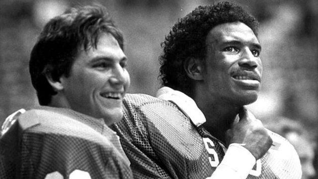 Eric Dickerson, Craig James Commit to SMU.