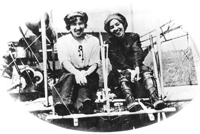 Stinson Sisters