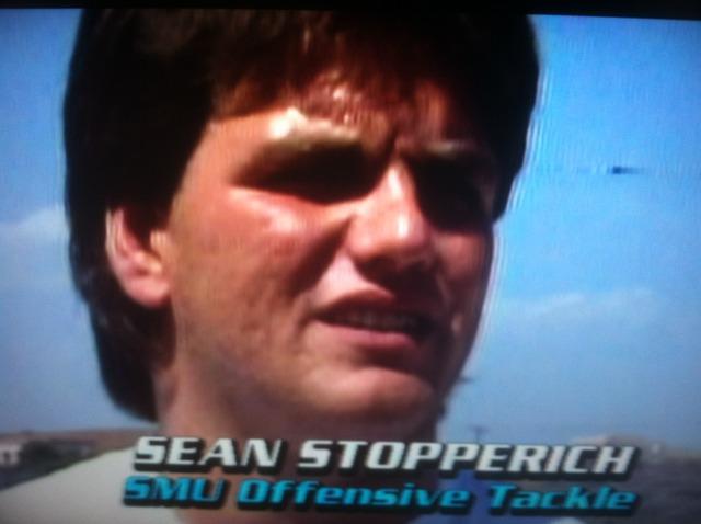 NCAA interviews Sean Stopperich