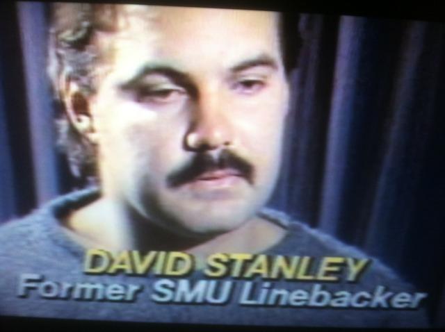 David Stanley Tells News On SMU