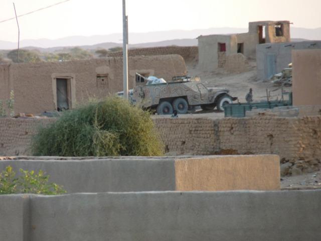Le MNLA attaque des camps militaires à Aguel'hoc et à Tessalit