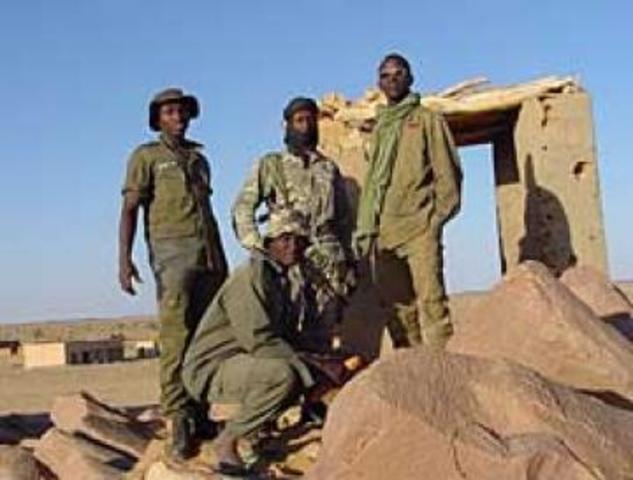 Des combats on lieu à Niafounké