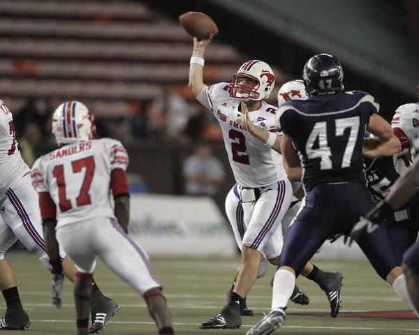 SMU Wins Sheraton Hawai'i Bowl
