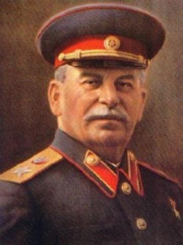 Muere Stalin