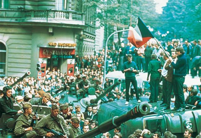 Conflictos dentro del bloque comunista: La Primavera de Praga